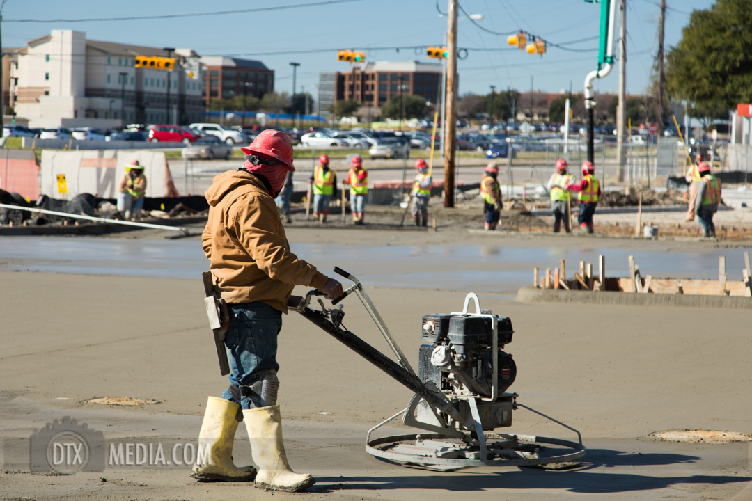 Dallas Construction Photographer