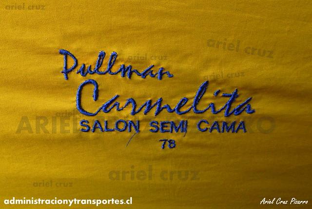 Cabecera Pullman Carmelita - Nº 78