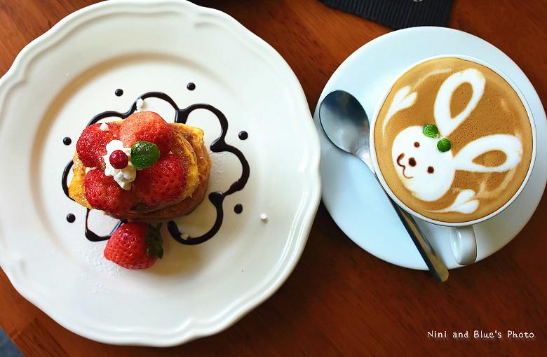 一中街早午餐迷鹿咖啡deercafe15