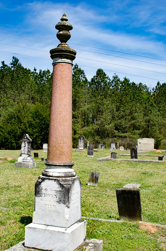 Bush River Baptist Church and Cemetery-045