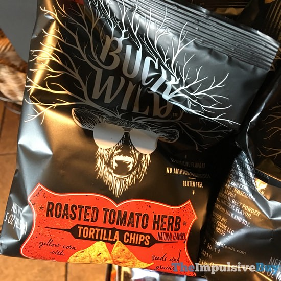 Buck Wild Roasted Tomato Herb Tortilla Chips