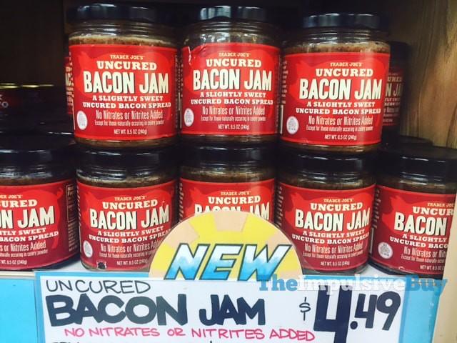 Trader Joe's Uncured Bacon Jam