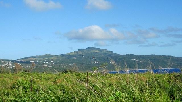 Picture of Mt. Tapochau, Saipan
