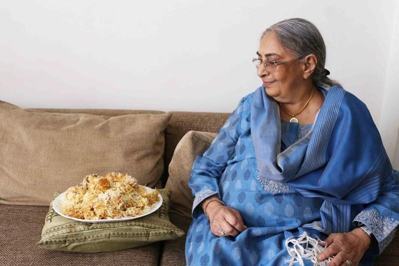 Julia Child in Delhi – Sakina Mehta Makes Bohra Biryani, Greater Kailash Enclave Part-I