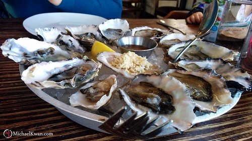 Weekend Brunch at Merchant's Oyster Bar