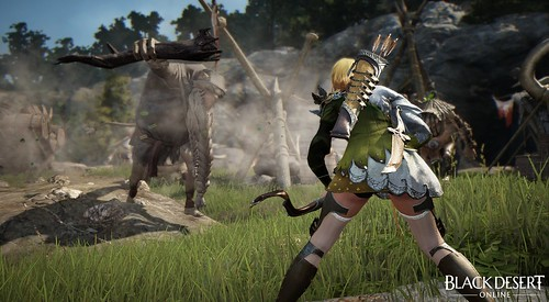 Black Desert Online launches have begun