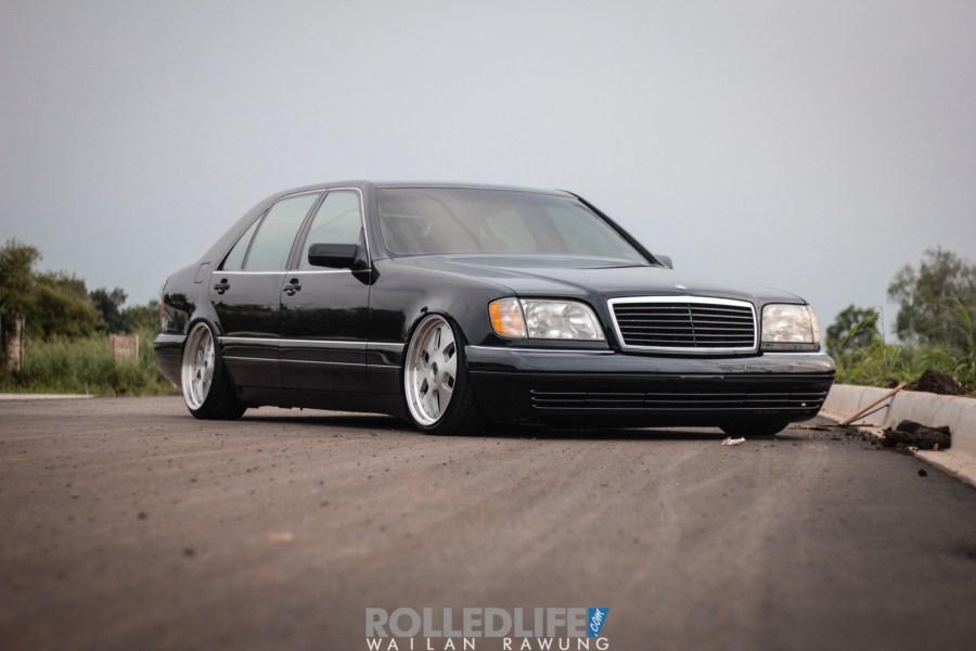 Mercedes Benz W140 S Class-21