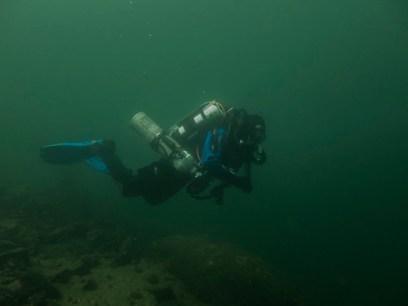 Rebreather Diver (Lewis)