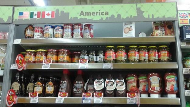 American Food Isle