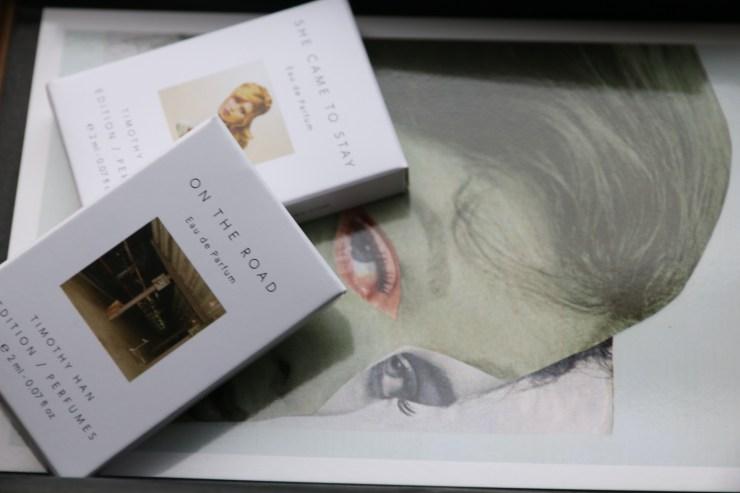 Artisan perfume by Timothy Han