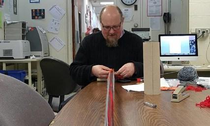 Me weaving