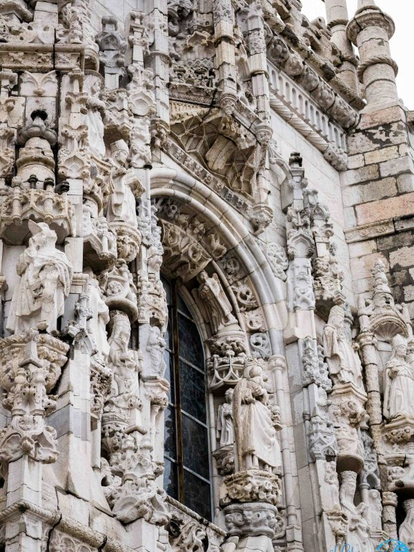 Lissabon Mosteiro dos Jerónimos
