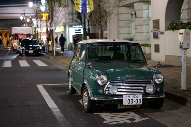 OLD MINI 2016/01/07 XE105770