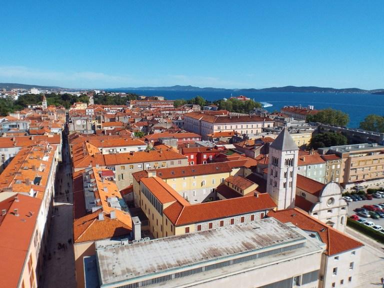 Zadar Croatia, 72 hours in Zadar - the tea break project solo female travel blog