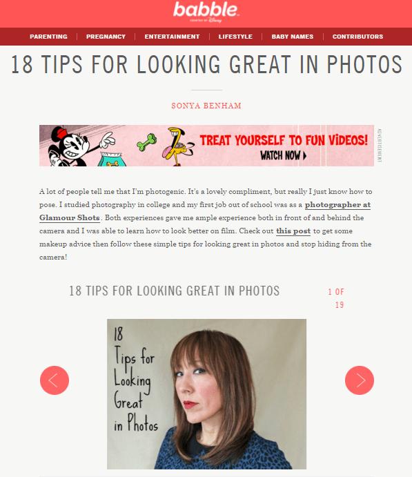 Photo tips 4