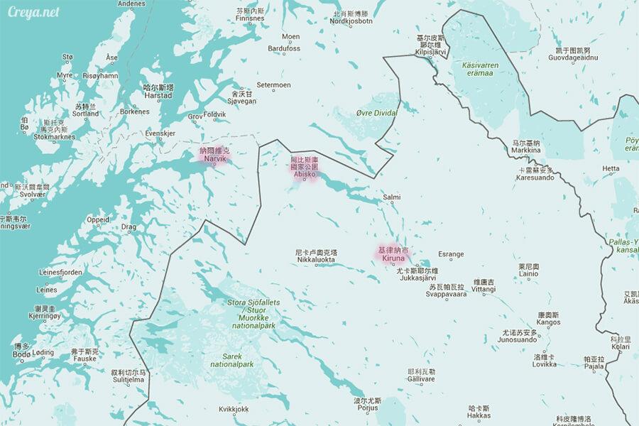 2016.02.23| 看我歐行腿 | 阿呀~一不小心就從瑞典到了挪威, Narvik 小鎮遇見地理課本中的峽灣 03.jpg