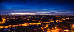 Over Tooting rooftops