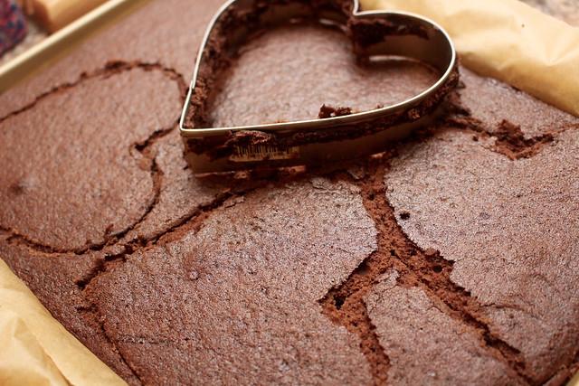 Conversation Heart Cakes - 27