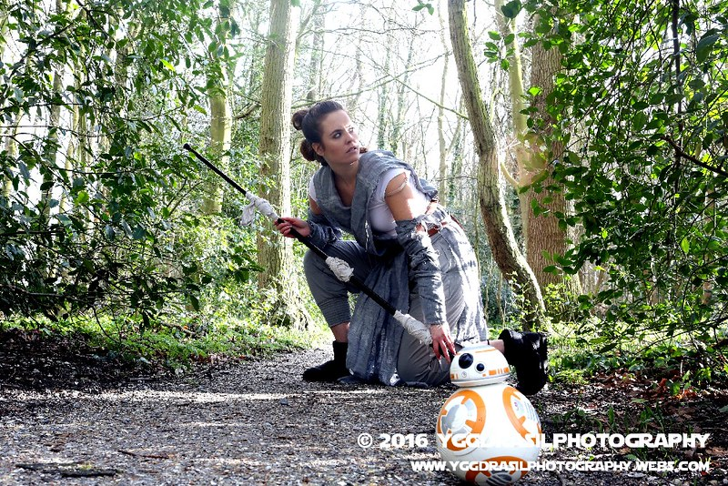 Star Wars Shoot with Daisy as Rey 2016 012