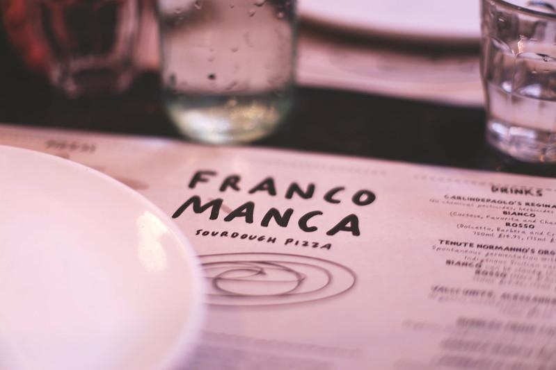 Franco Manca Bermondsey Review