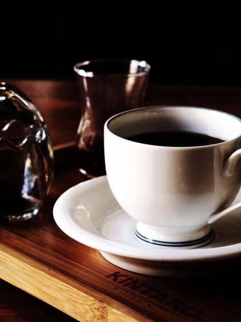 甜在心咖啡館の香り豊かなコーヒ