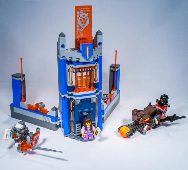 REVIEW LEGO 70324 Nexo Knights Merlock's Library 2.0
