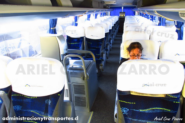 Buses Altas Cumbres - Interior (Semi Cama) - Marcopolo Paradiso 1800 DD / Volvo (GPGG34)