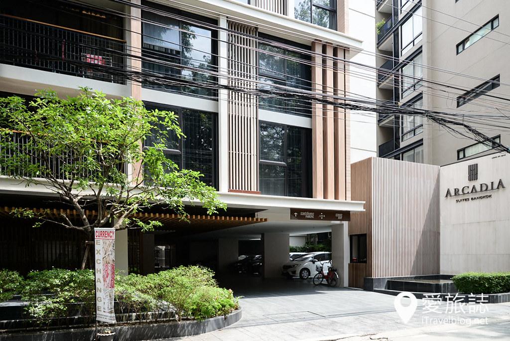 曼谷隆齊阿卡迪亞套房酒店 Arcadia Suites Bangkok by Compass Hospitality (1)