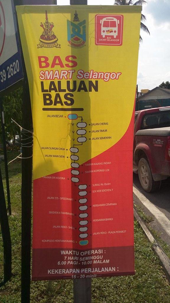 Smart Bas Kajang