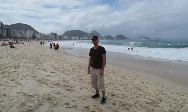 zaid copacabana beach