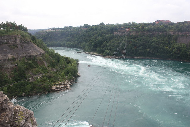 Toronto to Niagara falls bus tours: view