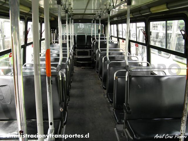 Transantiago (406e) - Terminal La Estrella - Neobus Mega 1996 / Mercedes Benz (TC1971)