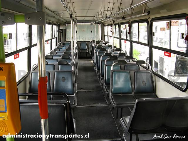 Transantiago (406e) - Terminal La Estrella - Marcopolo Torino GV / Volvo (SC3735)