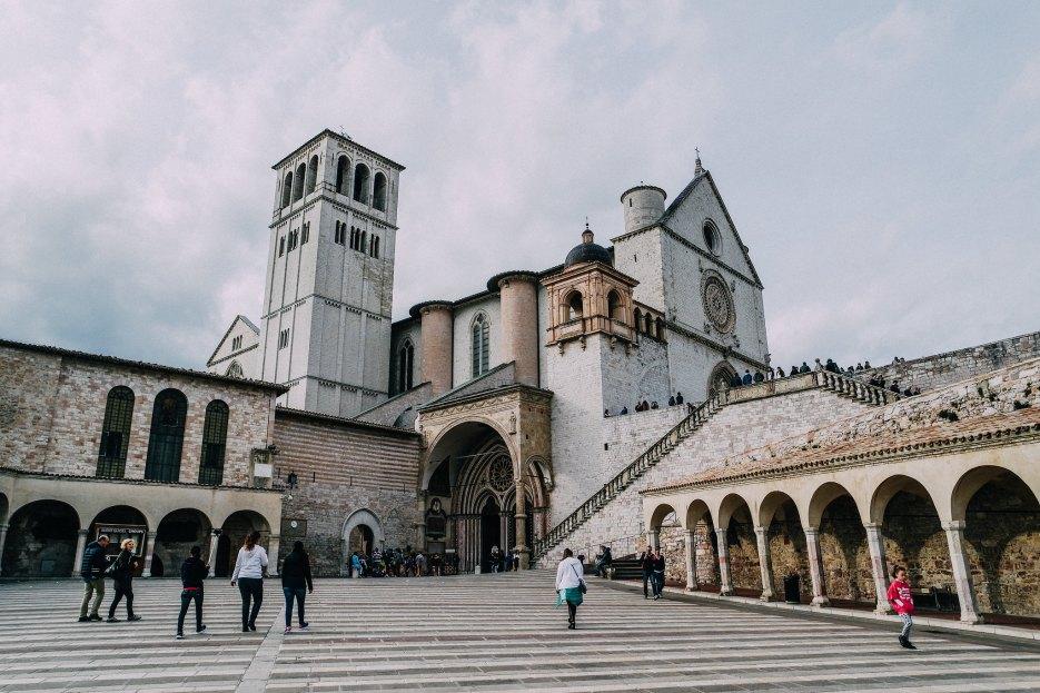 Basilica di S. Francesco d'Assisi