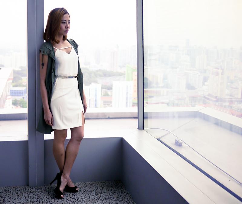 white outfit singapore fashion blog