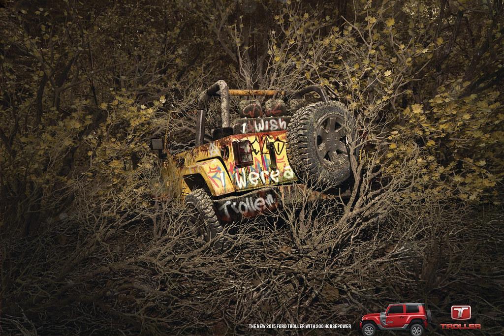 Ford Troller - I wish i were a troller 3