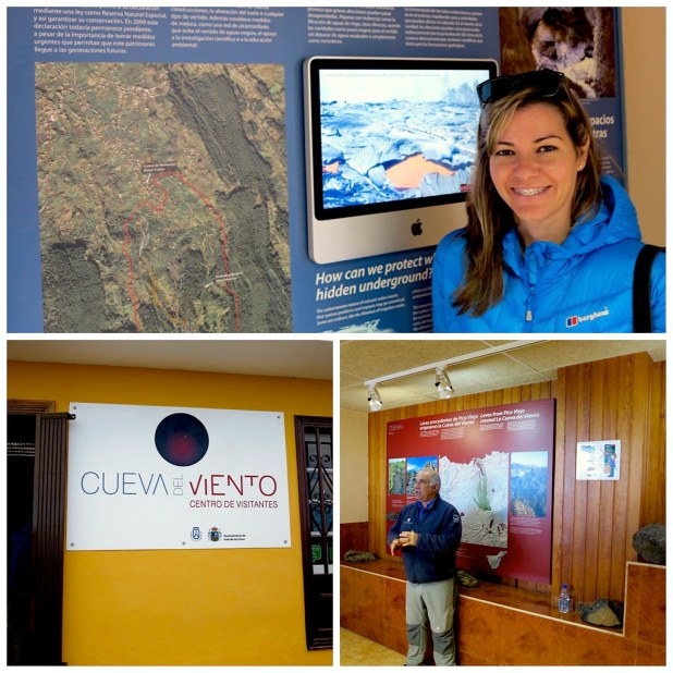 Centro visitantes Cueva del Viento