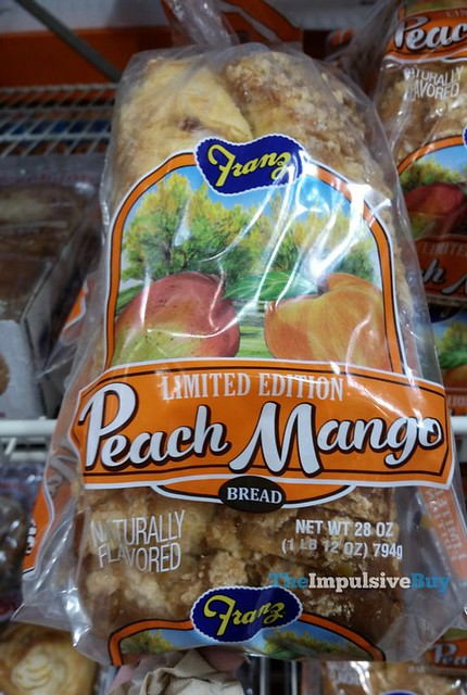Franz Limited Edition Peach Mango Bread