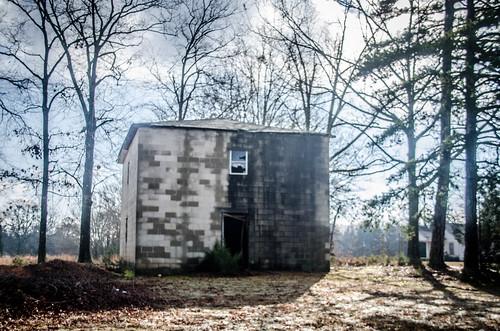 Cedar Grove Baptist Church and Cemetery-004