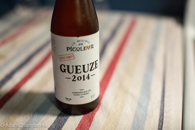 Brasseurs du Monde La Réserve du Picoleur Gueuze 2014