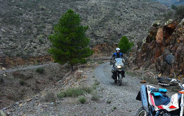 BMW R1200GS trail en Guadalajara