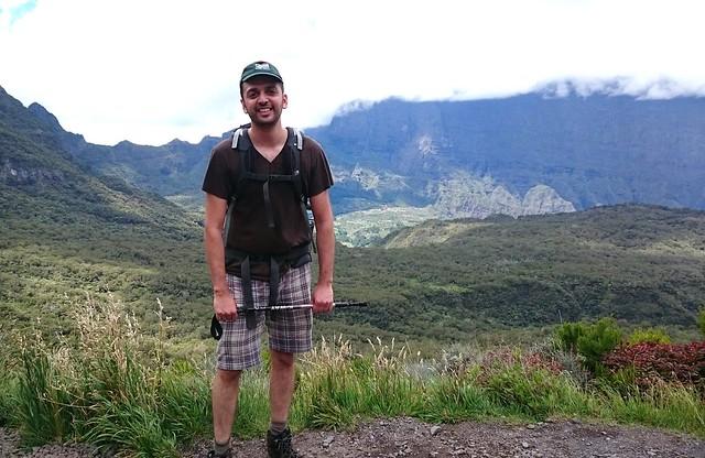 Zaid at Col des Boeufs