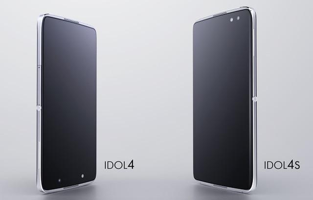 Alcatel Idol 4 y 4S