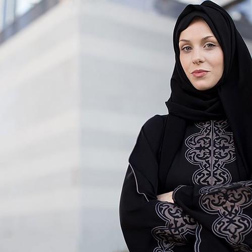 Elegance & Lifestyle.  Model: @crina.sd   Abaya Sponsorship: @louzanfashion   #louzanfashion #louzan #photoshoot #gcshutter #modeling #beautiful #dubai #mydubai #uae #arab #emirati #rich #lifestyle #fashion #elegance #graceful #style #trending   More at G