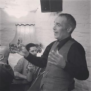Stewart Buchanan, Brand Ambassador van The BenRiach.