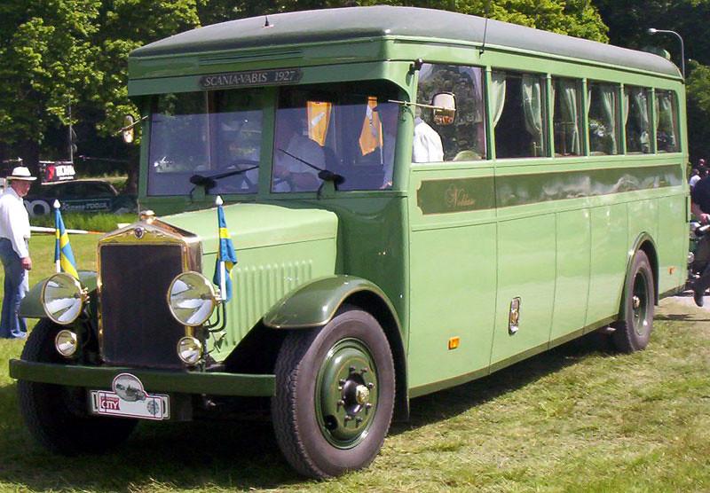 Scania-Vabis 3243 (1927 год)