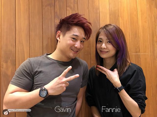 Fannie Ng shunji matsuo Gavin Goh
