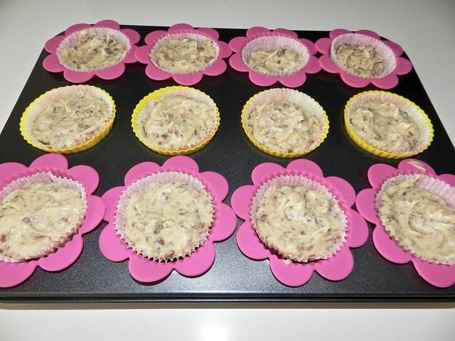 pirottini per muffin con teglia