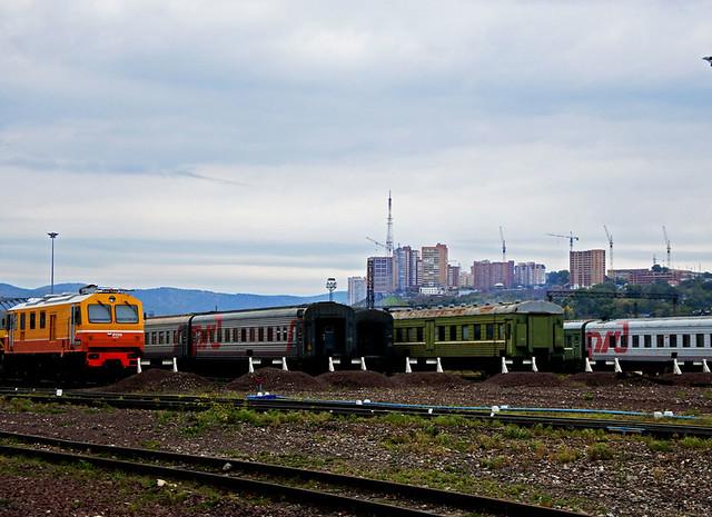 Trans-Siperia junamatka Trans-Siberian train journey IKILOMALLA matkablogi travel blog (13)