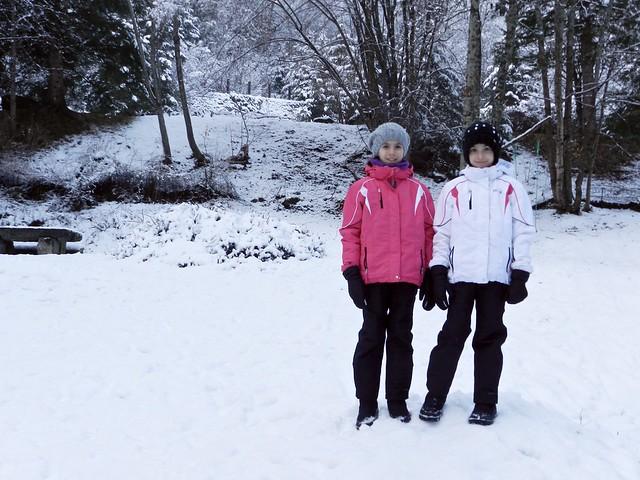 neve a Chamonix